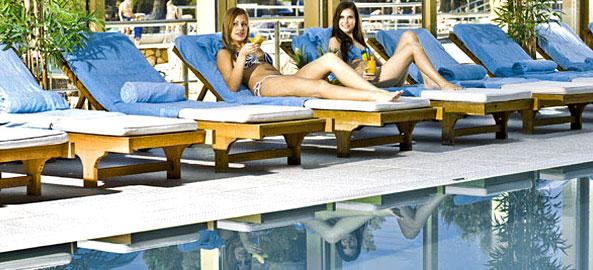 Hotele z basenem krytym w Chorwacji