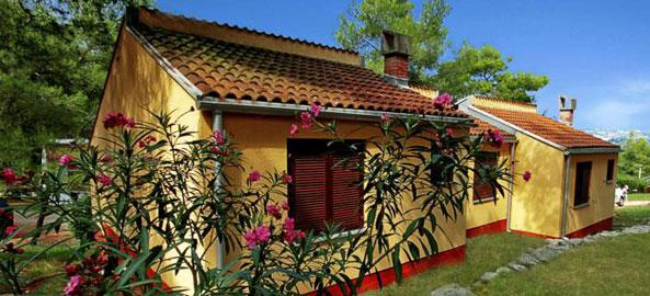 Domki letniskowe i bungalowy w Chorwacji
