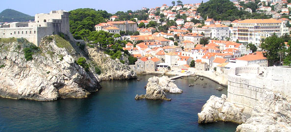 Lato 2018 w Chorwacji