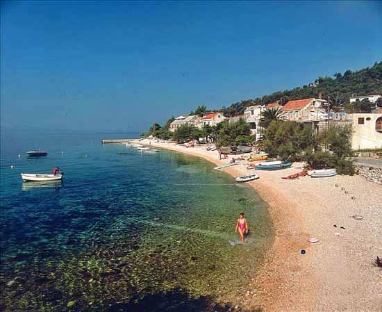 Chorwacja tanie miejsca noclegi ciovo