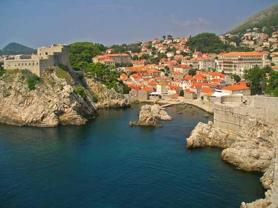 Apartament chorwacja widokiem na morze vi hiszpanii z warszawy